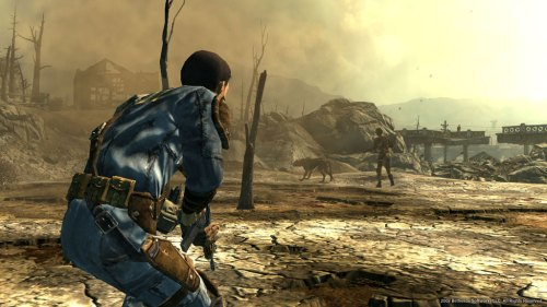 Stalking the apocalypse - our game of the year Fallout 3