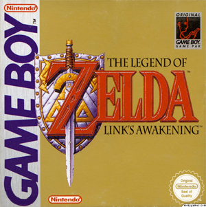 Zelda GB Box