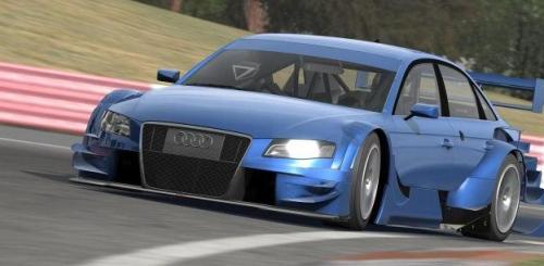 Forza 3: Audi A4 DTM