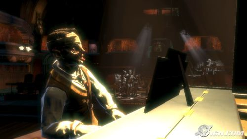 Bioshock showed the world how a story could be told using the environment.